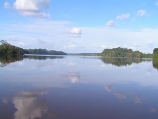 Stanley Lake Boat Tour
